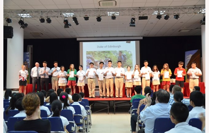 BVIS prize giving secondary 201606