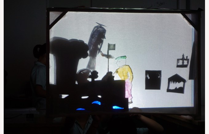 Year 5 Shadow Puppets 8