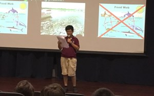 Year 6 Climate Change Summit 4
