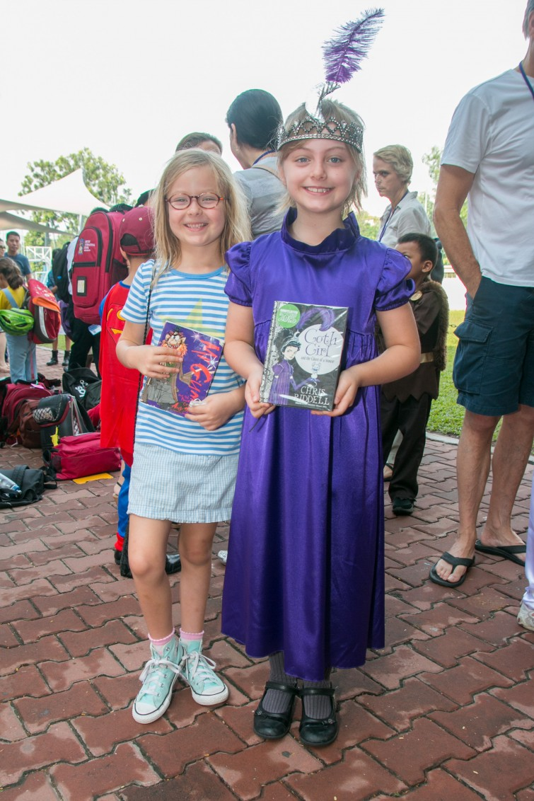 An Phu Primary Campus Book Week 2015