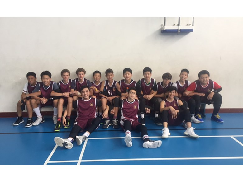 u14a boys basketball