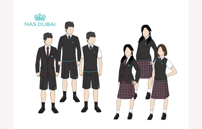 Primary Girls and Boys Uniform