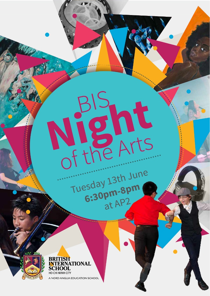 First ever BIS Night of the Arts!