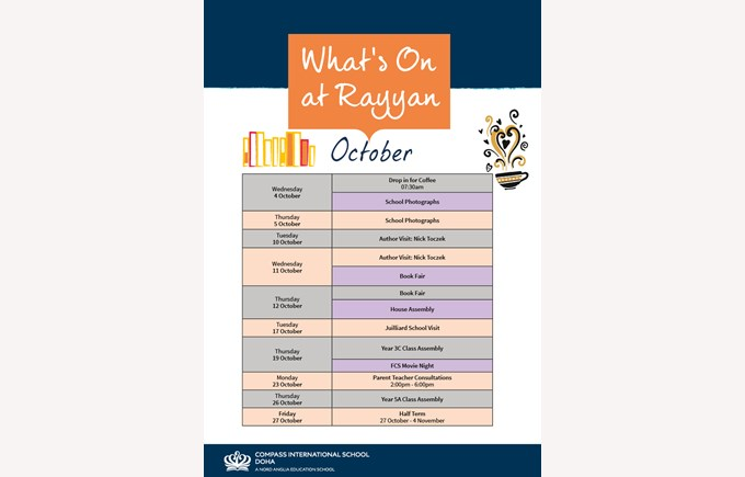Rayyan October