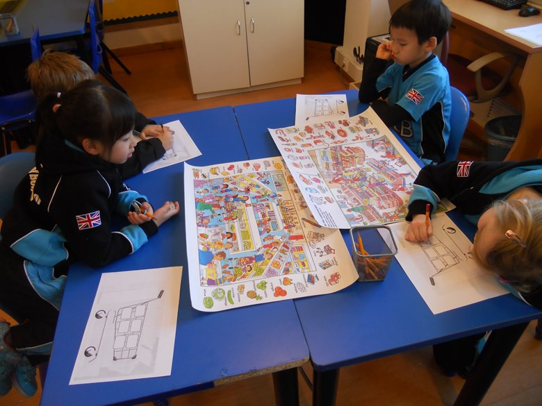 Y2 EAL Lesson