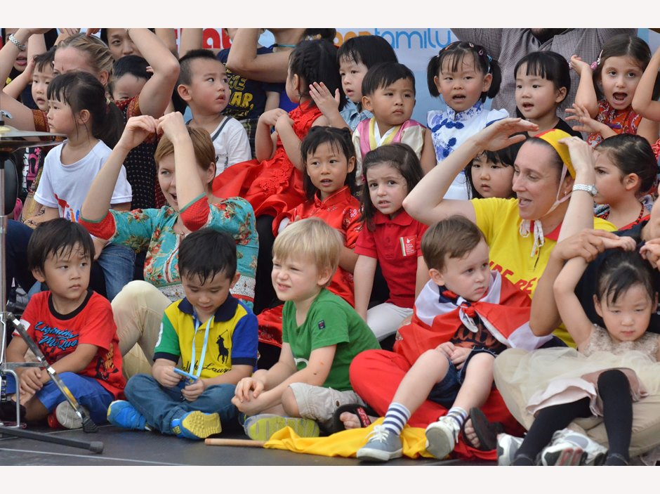 One of the biggest and most popular events in the school calendar, International Day is a fun family festival.