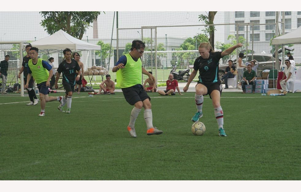 BBGV football tournament 4