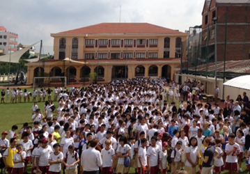 APS Evacuation Drill Term 1 2015