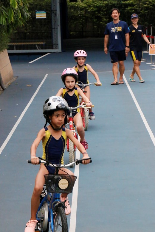 KS1 Triathlon