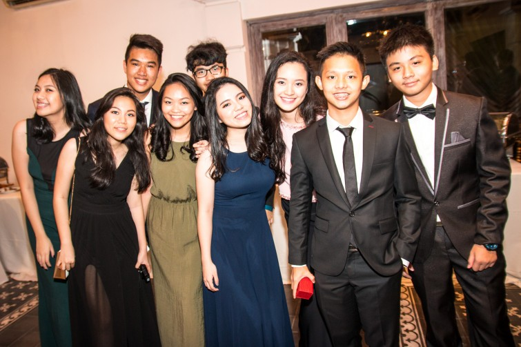 British International School, Ho Chi Minh City - Year 11 Prom – 12 June 2015