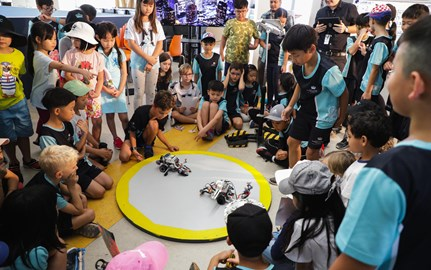 Northbridge International School Cambodia - Battlebots
