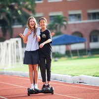 Boarding school students outside of Bangkok | Regents International School Pattaya