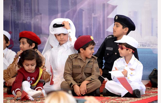 Qatar National Day at Compass School_5770