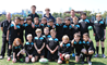 Our Under 11 Rugby Team at their end of season tournament with other International Schools in Shanghai