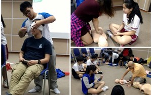 DOE First Aid training (2)