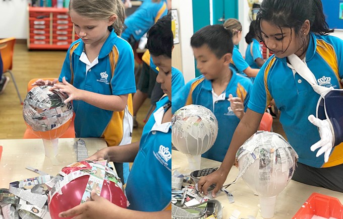 STEAM Challenge in Year 4