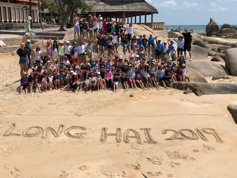 Year 4's Expedition to Long Hai 11