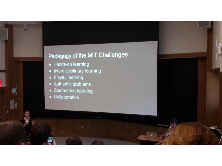 Mr. Shaun at MIT 2
