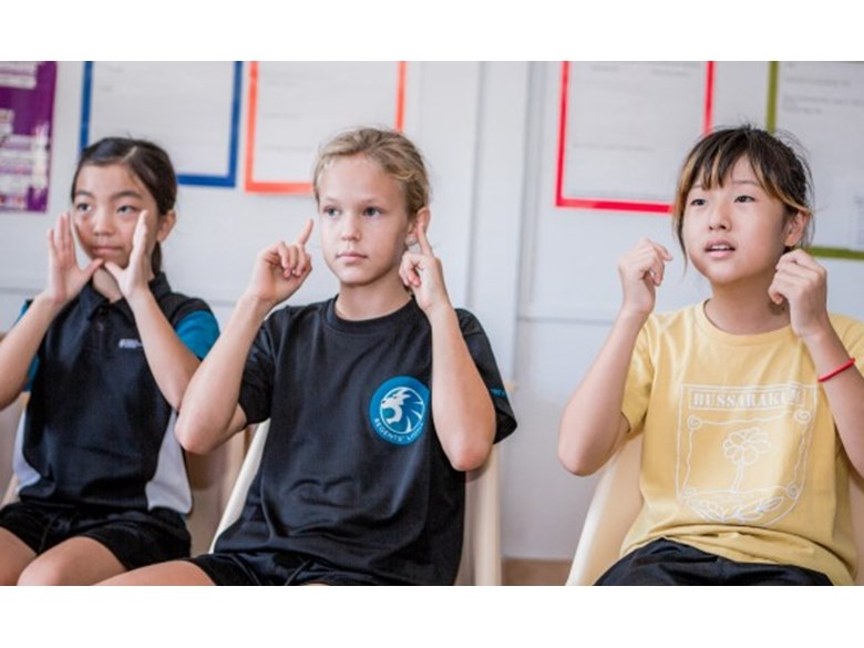 Regents International School Pattaya | Primary ESL