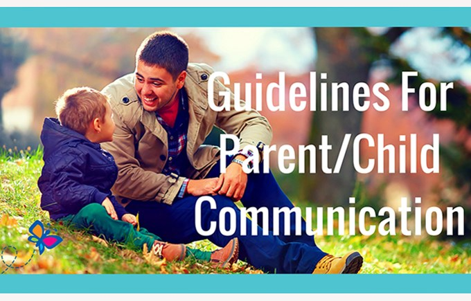 Communication Strategies with Children 2016