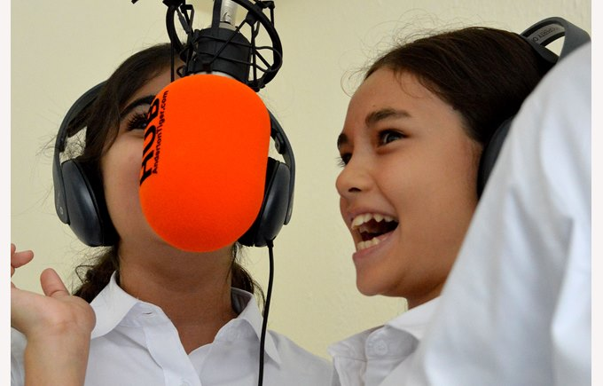 Red Dot Radio Student Council