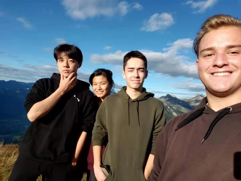 Group 2 Oct 8 Year 13 Switzerland 3