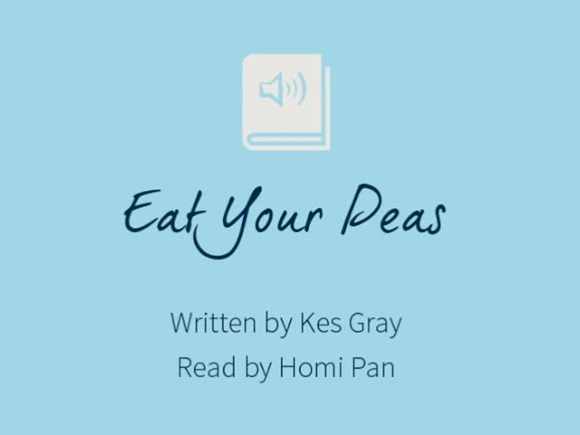 BSG Audiobooks - Eat Your Peas