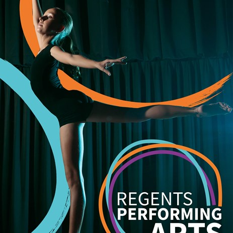 Regents Performing Arts Logo