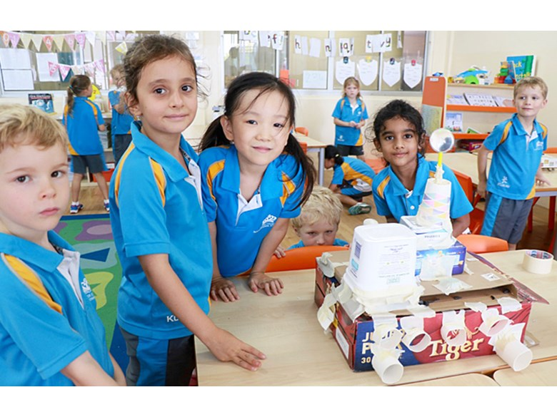 STEAM Day in Lower Primary