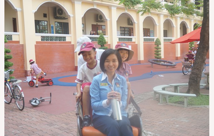 BIS Ho Chi Minh Year 2's Vehicle Day-4