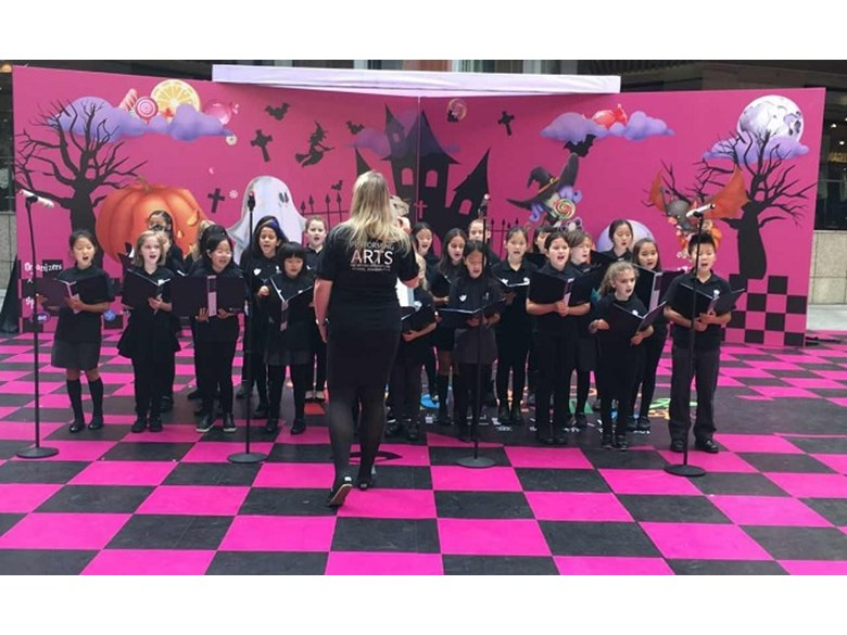 KS 2 Choir