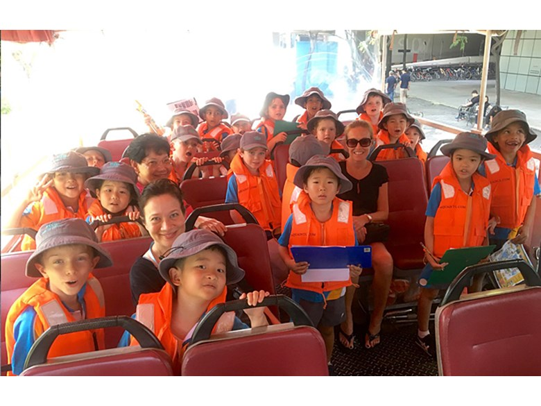 Year 1 Duck Tour