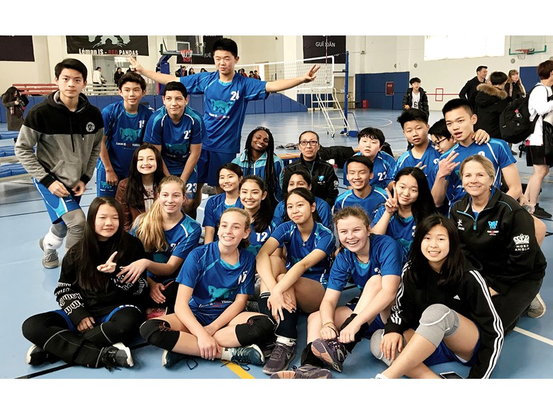 U15 Boys & Girls Volleyball 1