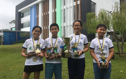 Primary FOBISIA Maths 2019 - BIS HCMC