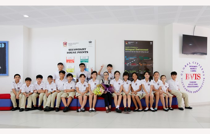 Vietnam Author Visit