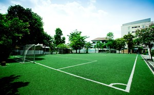 school football pitch