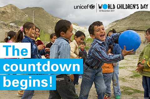 UNICEF video Thumbnail