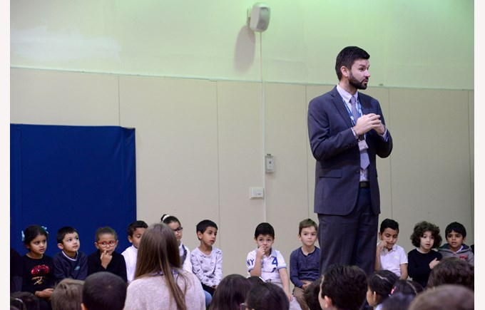 MK Year 1 Assembly 2018 Jan
