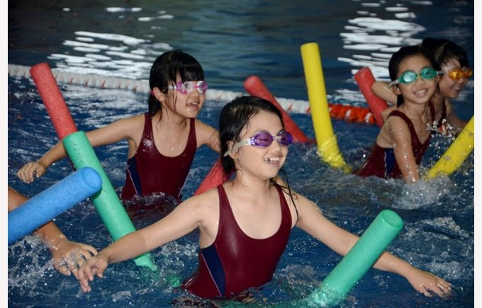 Swimming Primary BVIS Hanoi (1)