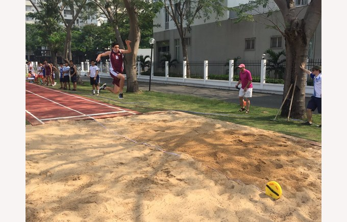 BIS HCMC Athletics 4