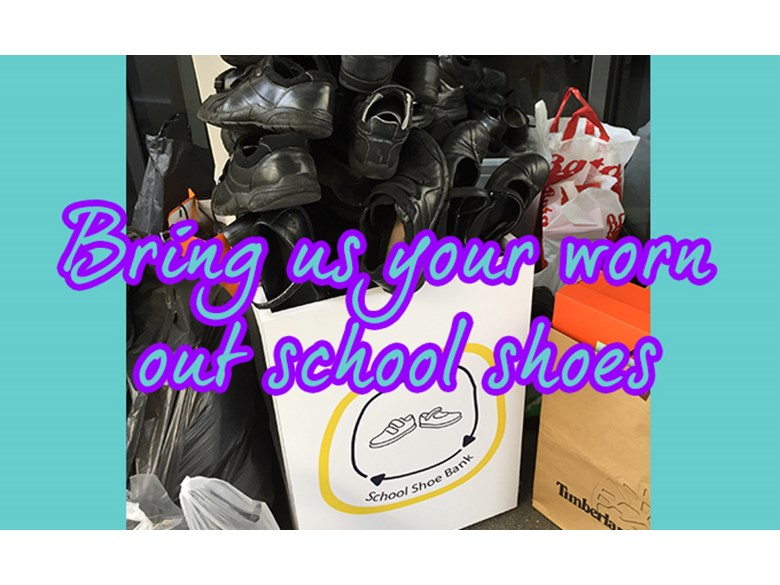 School Shoe Bank 2017