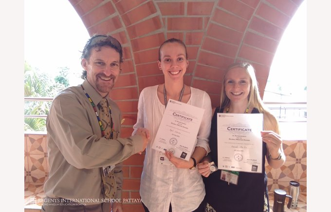 Global Citizenship Award
