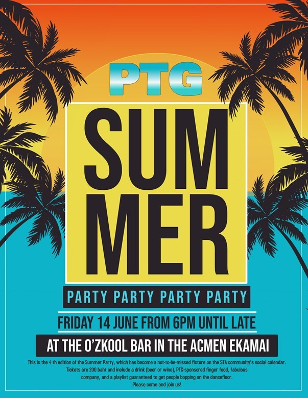 ptg summer party