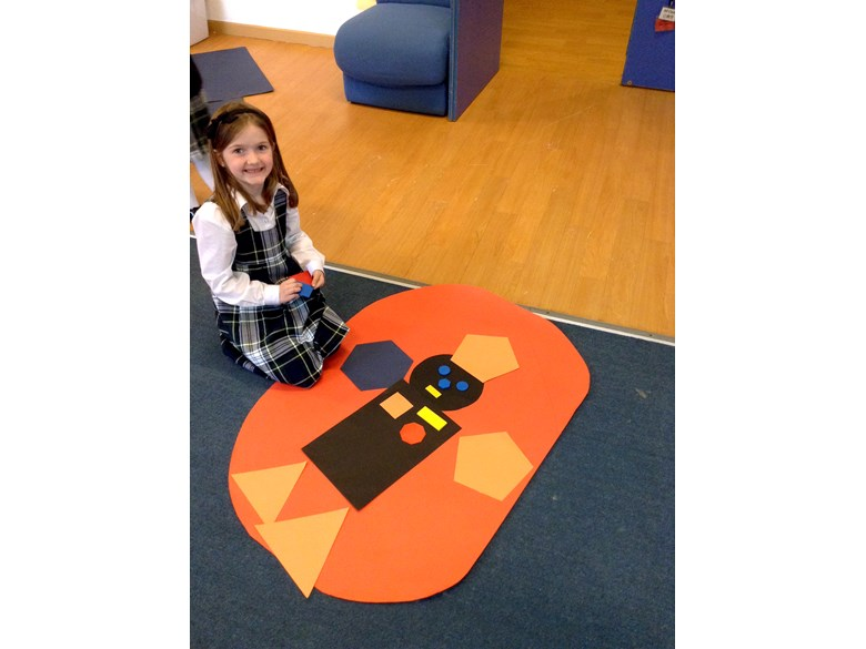 Y1 Super Shapes
