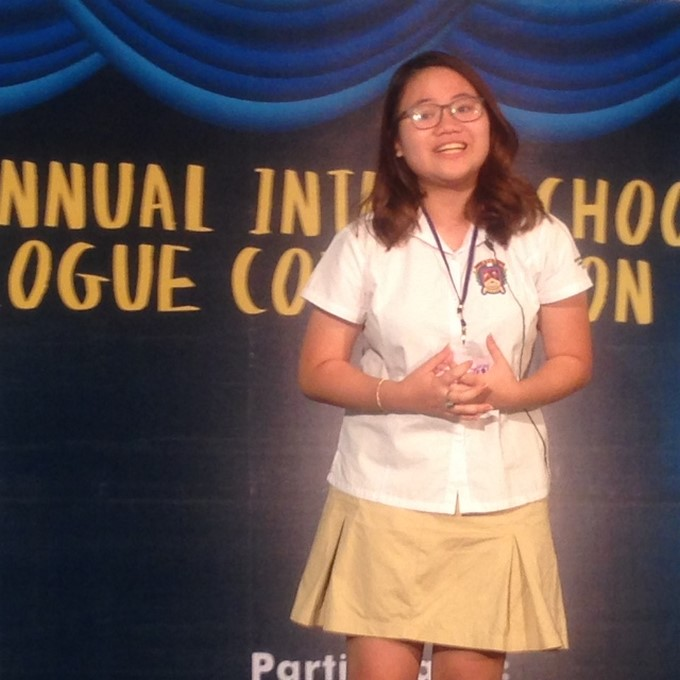 Monologue Competition