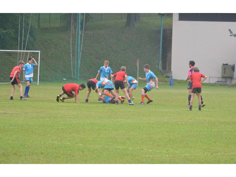 DCIS U14 Boys Rugby vs DCSG