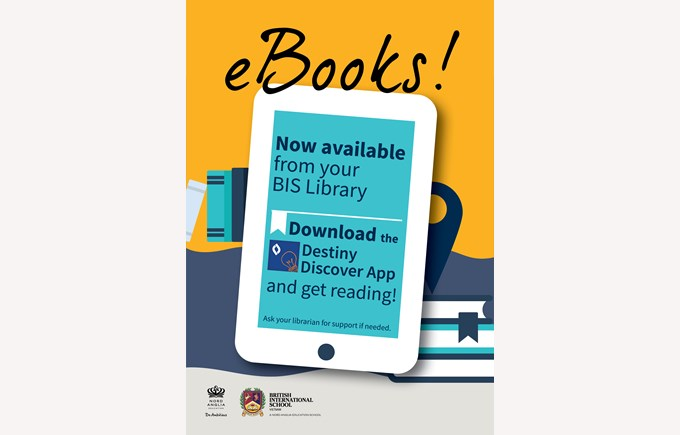eBooks Posters
