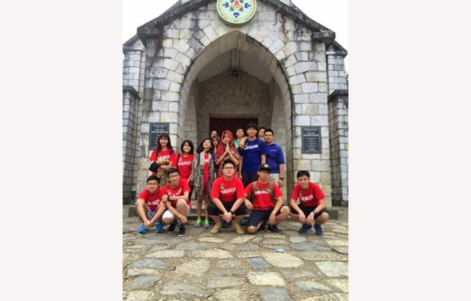 BVIS trip to Sapa Year 9 & 10 (9)