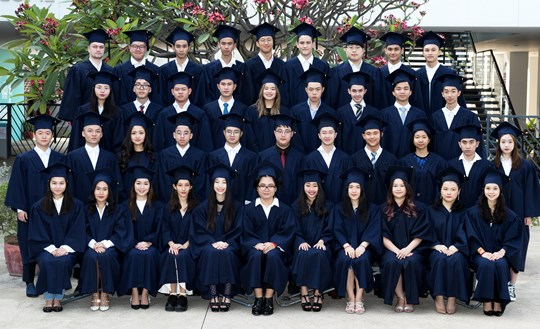 Northbridge International School Cambodia - Graduates 2020