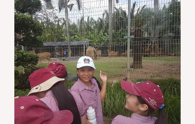 TX's Year 5 students visit Vietnam Waste Solutions Facility 4 (640x480)